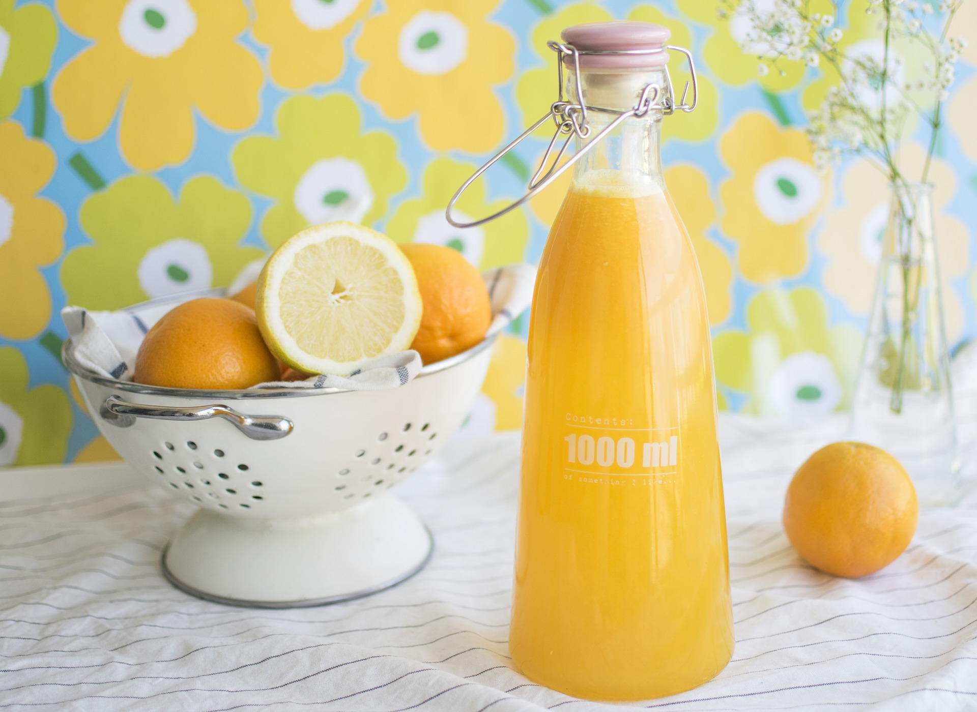UPCOMING ONLINE EVENT: THE DELICIOUS ORANGE DETOX